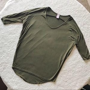 Tobi Soft Cozy Oversize Tunic